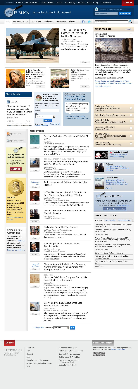 ProPublica at Friday March 15, 2013, 1:22 a.m. UTC