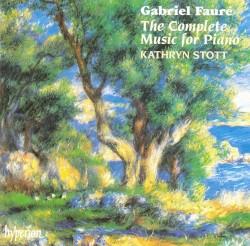 Kathryn Stott - Impromptu No. 3 in A-Flat Major, Op. 34