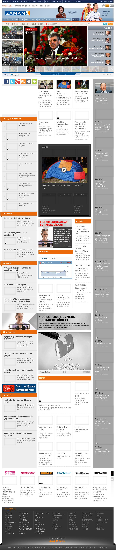 Zaman Online at Wednesday April 3, 2013, 2:26 a.m. UTC