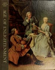 Cover of: Age of enlightenment | Peter Gay