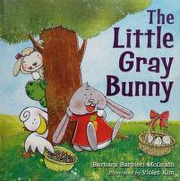 Cover of: The little gray bunny | Barbara Barbieri McGrath