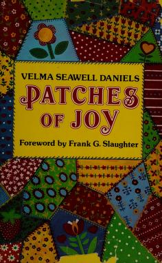 Cover of: Patches of joy | Velma Seawell Daniels