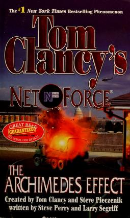 Cover of: Tom Clancy's Net force.   Steve Perry