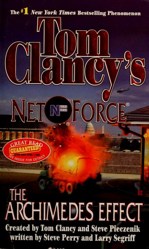 Tom Clancy's Net force. by Steve Perry