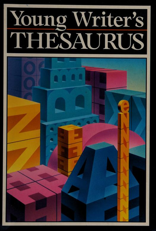 Young Writer's Thesaurus/6212 by Merriam-Webster